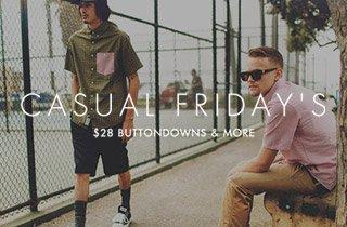 $28 Buttondowns & More