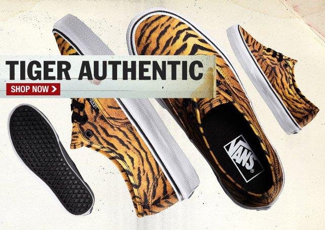 Tiger Authentic