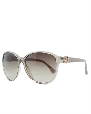 Michael Kors Women's Oversized Round Frame Sunglasses