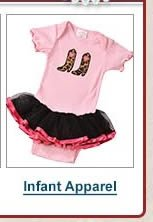 All Infant Apparel On Sale
