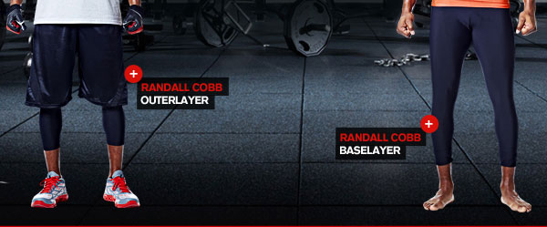 RANDALL COBB - OUTERLAYER/BASELAYER