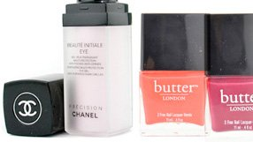 Chanel and  Butter London