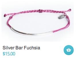 Silver Bar Fuscia
