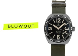 Mid-Year Blowout: Designer Watches for Him