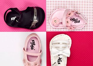 Little Sandals for Little Girls