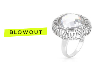 Mid-Year Blowout: Silver Jewelry