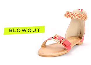 Mid-Year Blowout: Summer Shoes for Her
