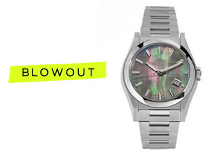 Mid-Year Blowout: Designer Watches for Her