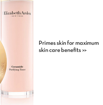 Primes skin for maximum skin care benefits.