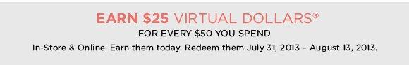 VIRTUAL DOLLARS