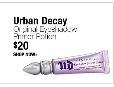 Urban Decay Original Eyeshadow Primer Potion $20 SHOP NOW