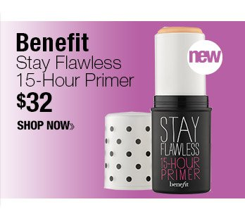 Benefit Stay Flawless 15-Hour Primer $32 SHOP NOW