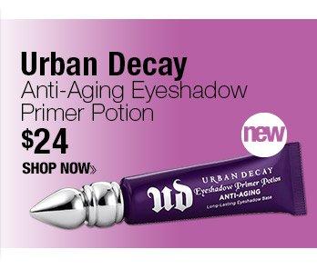 Urban Decay Anti-Aging Eyeshadow Primer Potion $24 SHOP NOW