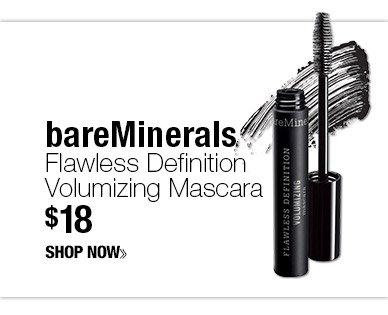 bareMinerals Flawless Definition Volumizing Mascara $18 SHOP NOW