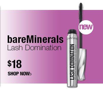 bareMinerals Lash Domination $18 SHOP NOW
