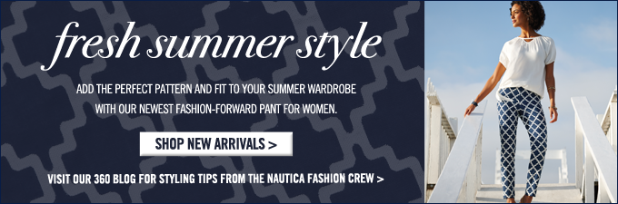 Fresh Summer Style! Shop new arrivals!