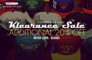 Marketplace: Accessories 20% Off