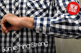 Something Strong: New Stock