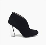 Glare Bootie Black Out