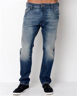 Diesel Krooley Slim-Carrot Jeans