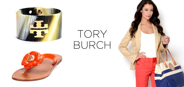 Tory Burch: Apparel, Shoes & Accessories