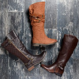 Fall Preview: Boot Beautiful