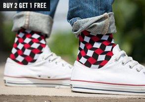 Shop Basics Blowout: Socks