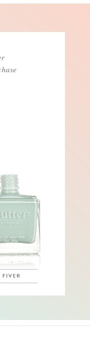 Nail a pretty pastel mani or pedi