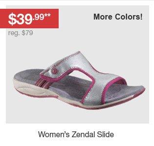 Women's Zendal Slide - $39.99