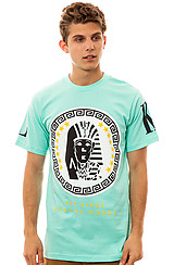 The Pharaoh Tee in Mint