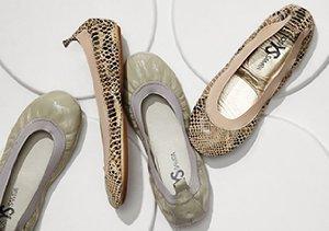 Yosi Samra: Sandals & Flats