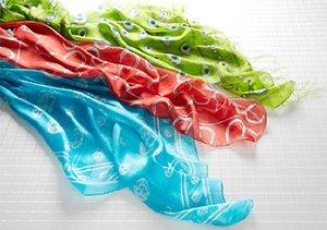 Starting at $19: Silk Scarves
