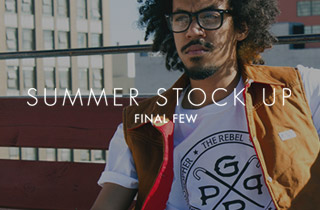 Summer Stock Up: Final Few