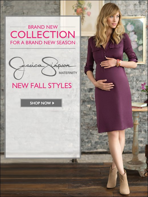New Jessica Simpson Fall Styles