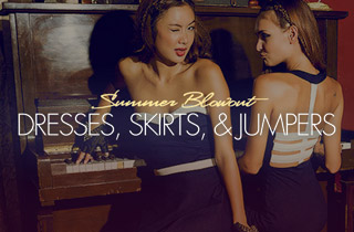 Dresses, Skirts, & Jumpers