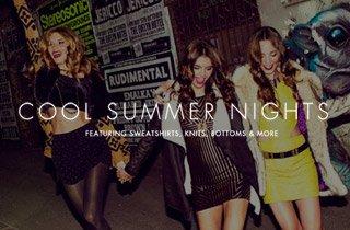 Cool Summer Nights