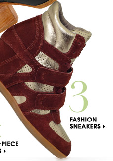 3. FASHION SNEAKERS