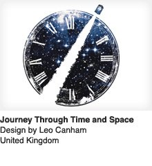 Journey Through Time and Space - Design by Leo Canham / UK