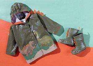 Splish-Splash: Kids' Rainboots & Gear