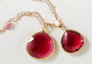 Charming Gemstones: Coralia Leets
