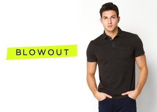 Mid-Year Blowout: Men's Apparel