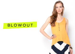 Mid-Year Blowout: Women's Apparel: Tops