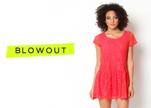 Mid-Year Blowout: Dresses
