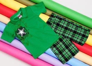 Boy's Perfect Pair: Shorts & Tops