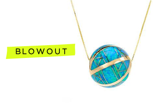 Mid-Year Blowout: Gold Jewelry