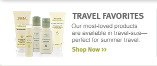 travel favorites. shop now.