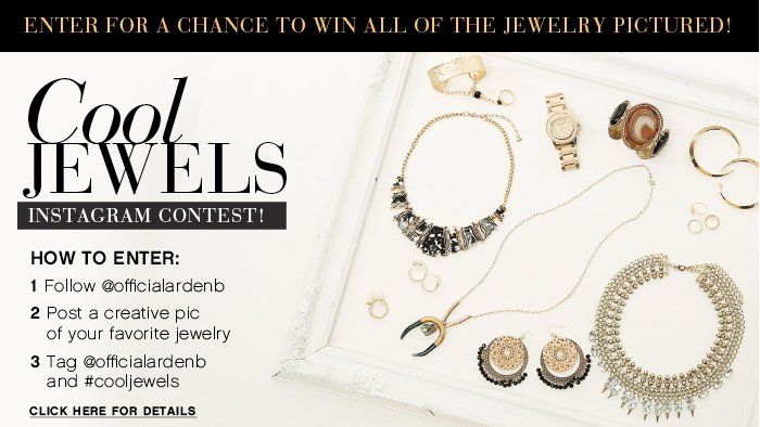Enter to Win All This Jewelry!