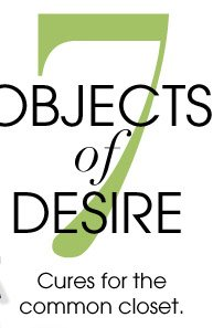 7 OBJECTS of DESIRE