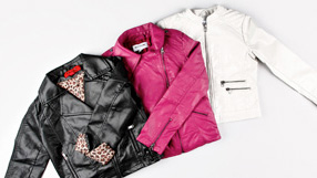 Fall preview: Coffee Shop Girls' Outerwear