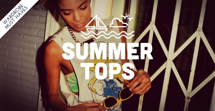 Click to shop this Summer's Best Tops
